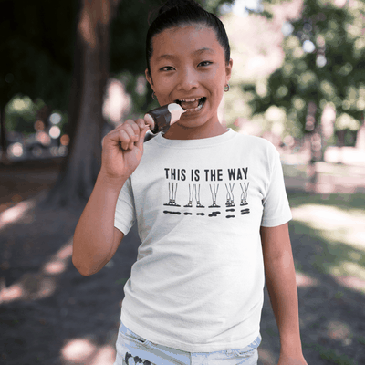 This Is The Way T-Shirt - Youth