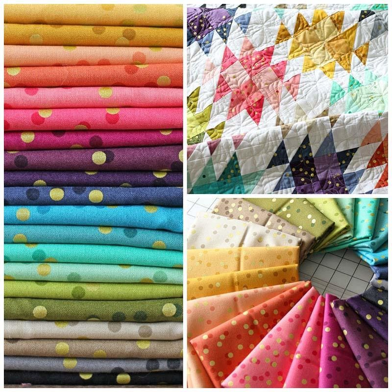 Ombre Confetti Fat Quarter Bundle