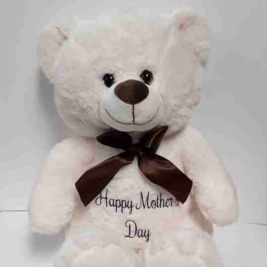 A teddy bear for Mother's Day