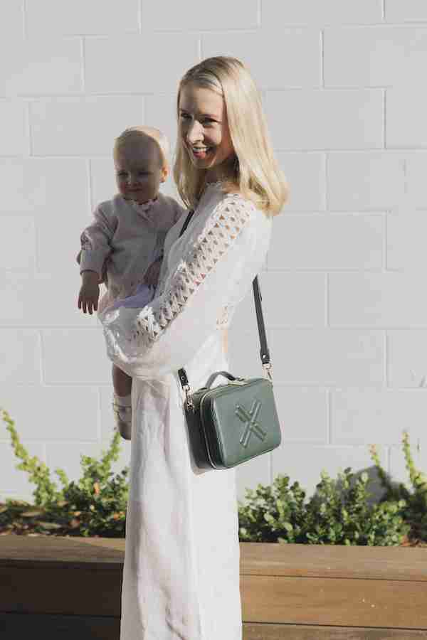 Bonnie and Kind Baby Kit in Forest Green