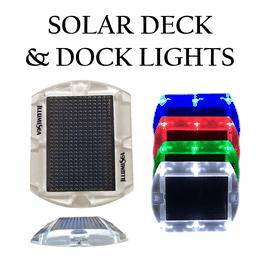 Solar Deck and Dock Lights