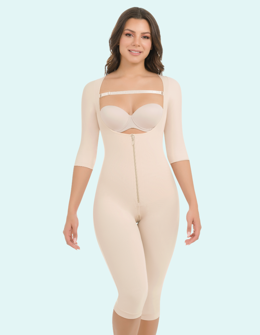 Top-to-Bottom Arms and Legs Full Body Shaper - 295 style