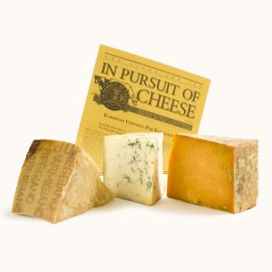 Gourmet Cheese Subscription
