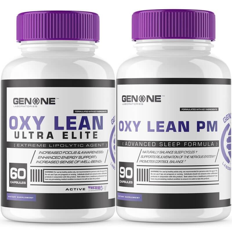 Oxy Lean Am/PM combo