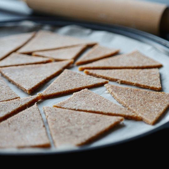 Keto Tortilla Chip Recipe Directions