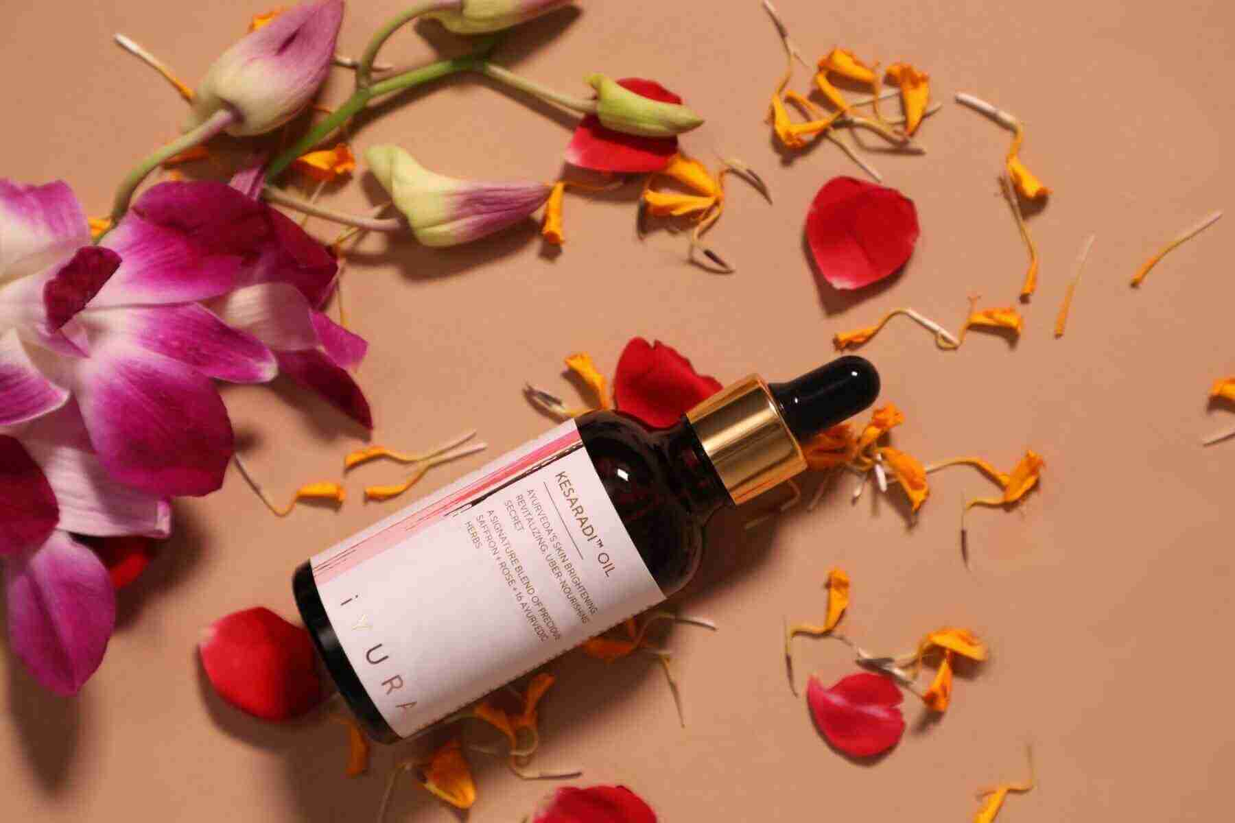 iYURA Kesaradi Oil - 3 Drops to Drop Dead Gorgeous