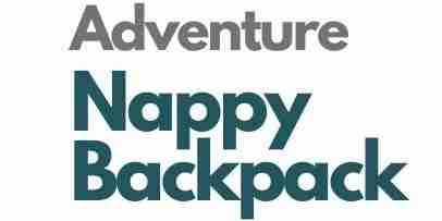 Adventure Nappy Backpack