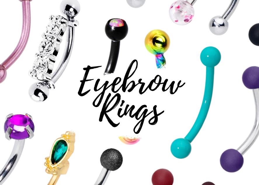 Eyebrow Rings