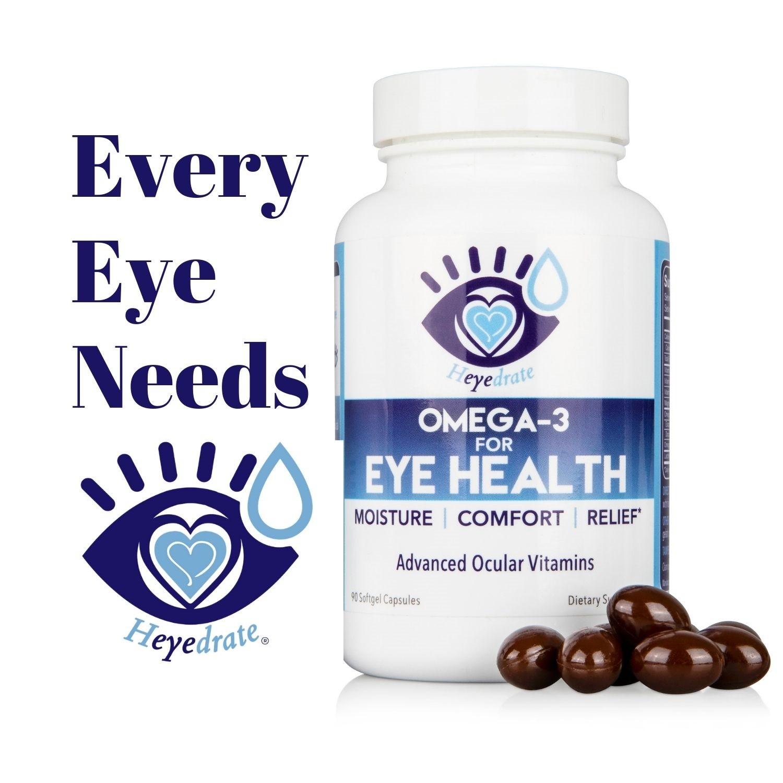 Heyedrate Omega 3