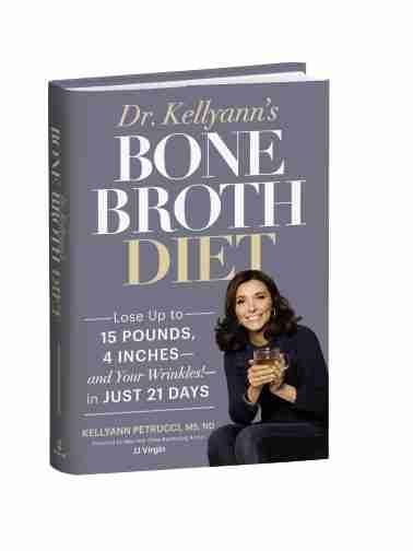 Carnet de régime de bouillon d'os de Dr. Kellyann
