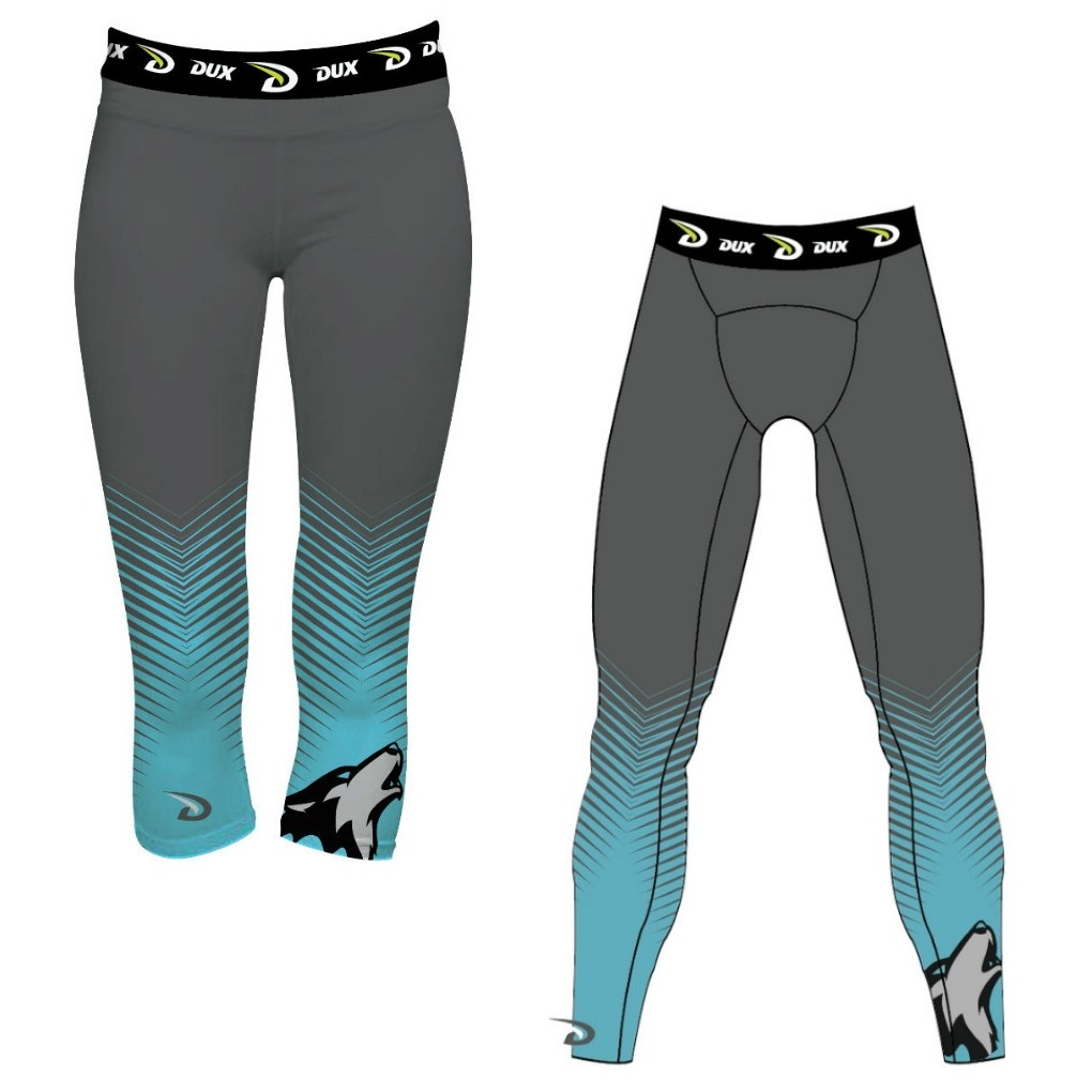 BYOU Compression Pants