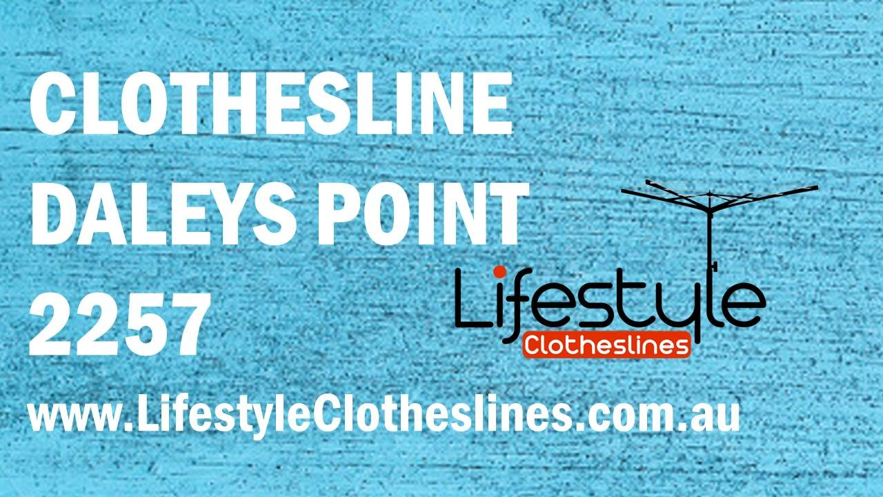 ClotheslinesDaleys Point2257NSW