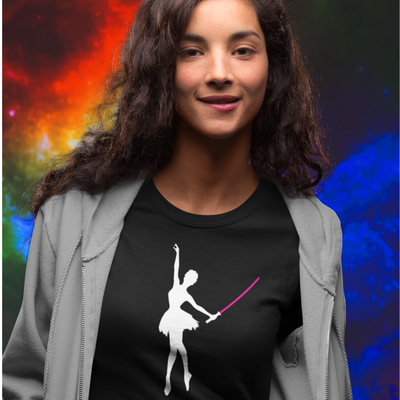 Ballet Jedi T-Shirt