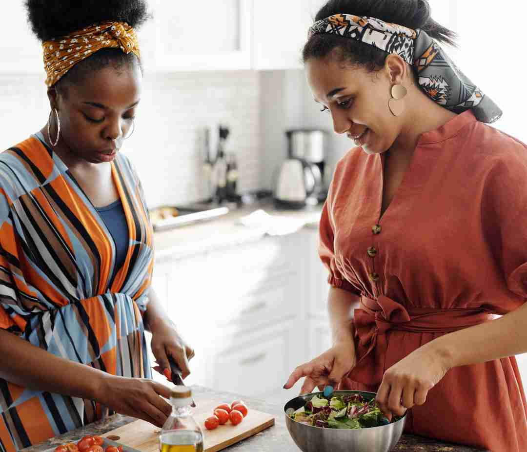 healthy habits cooking