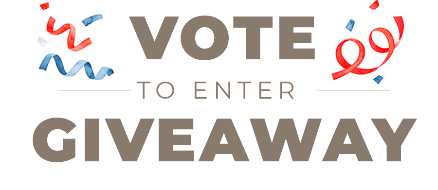 Vote to entere Giveaway