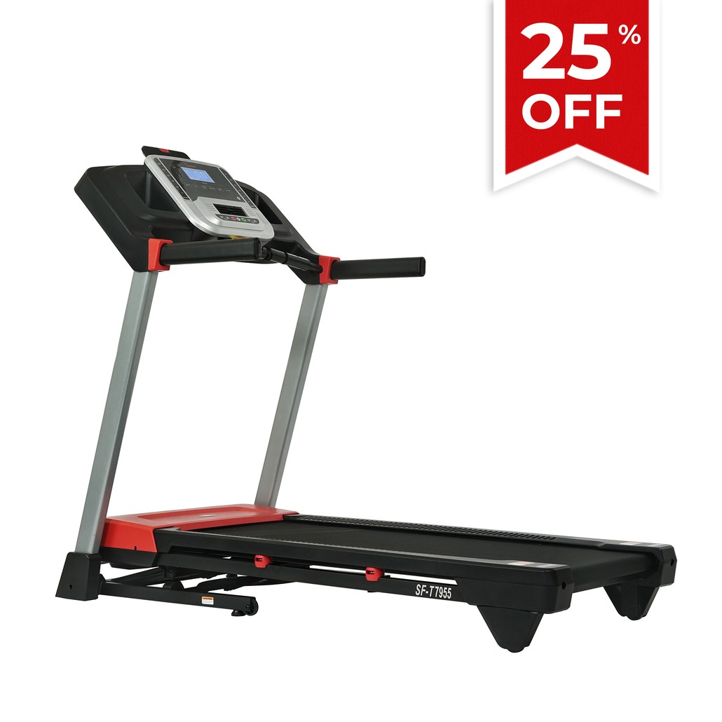 Evo-Fit Incline Treadmill with Bluetooth and Dual Device Tablet Holders