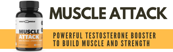 Muscle Attack Amazon