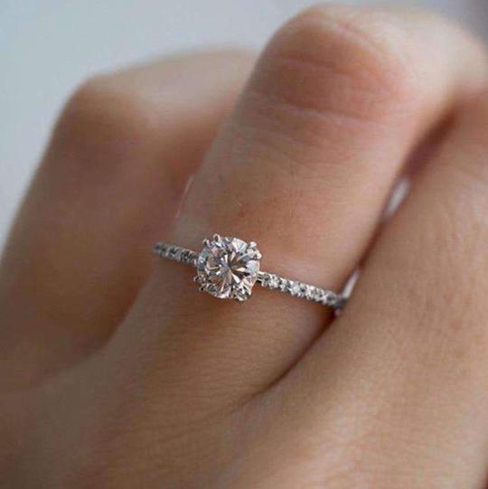 Tianna Sparkle Ring