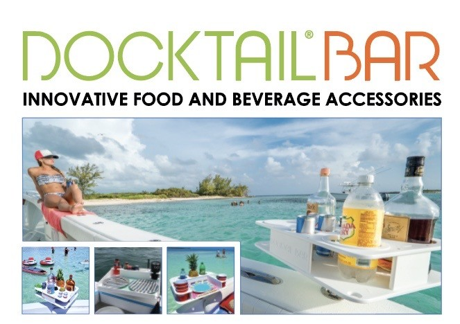 Docktail Bar Boat Tables
