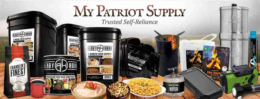 Emergency Preparedness from My Patriot Supply