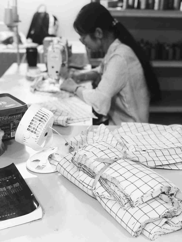 Slow Fashion Vocabulary | Production Images
