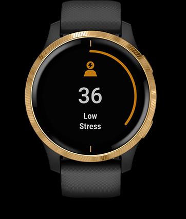 Garmin Venu GPS Smartwatch - All Day Stress Tracking