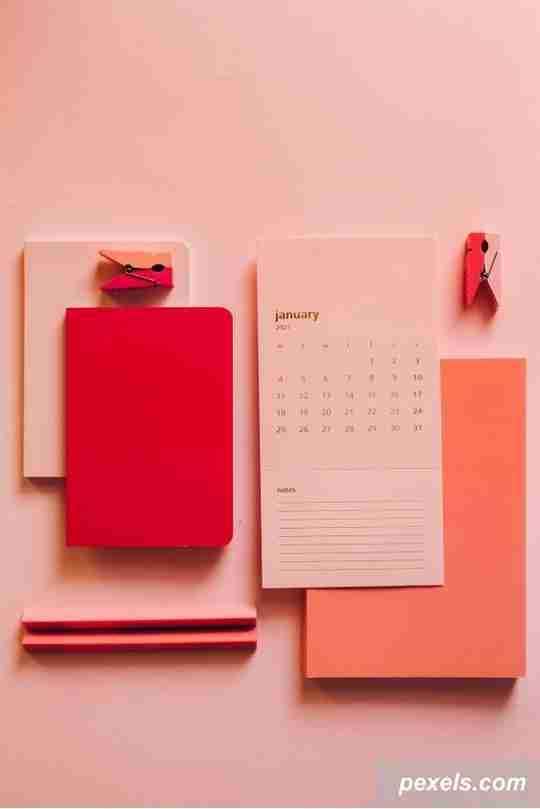 cetak kalender, desain kalender