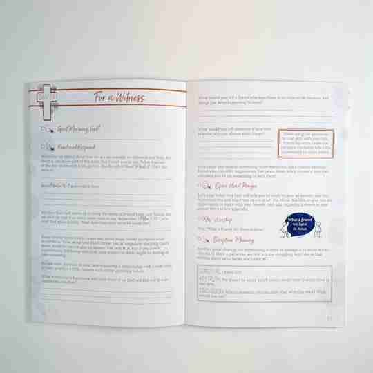 Developing a Quiet time bible study parent guide