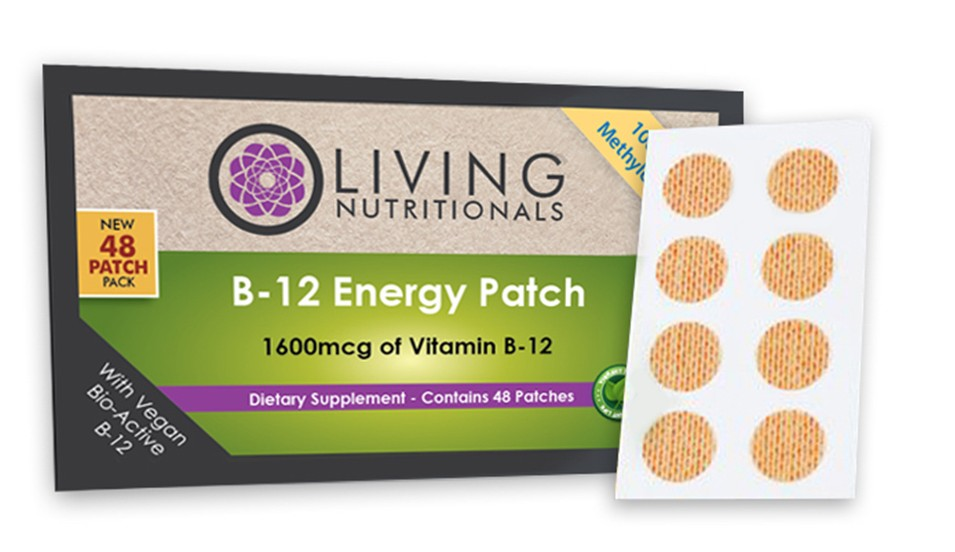 Vitamin B12 Patches