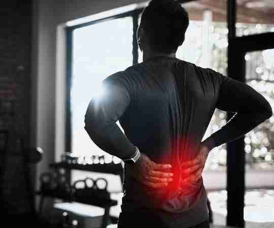 Thermophore Back Pain