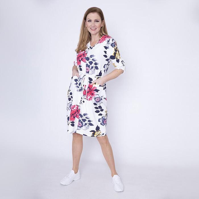 Raluca Floral Dress