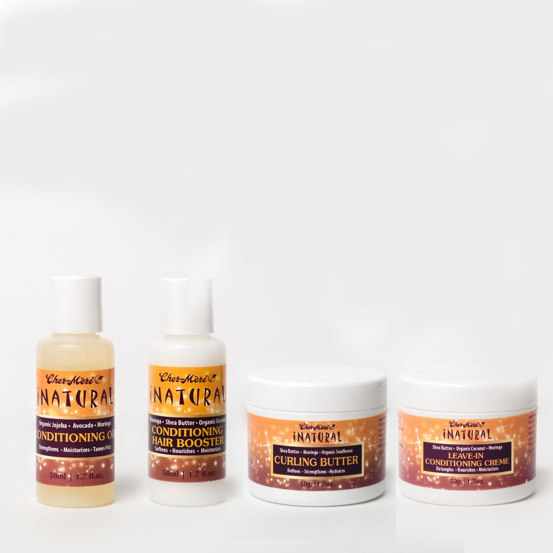 Cher-Mere Inatural Hair Products for Natural Hair