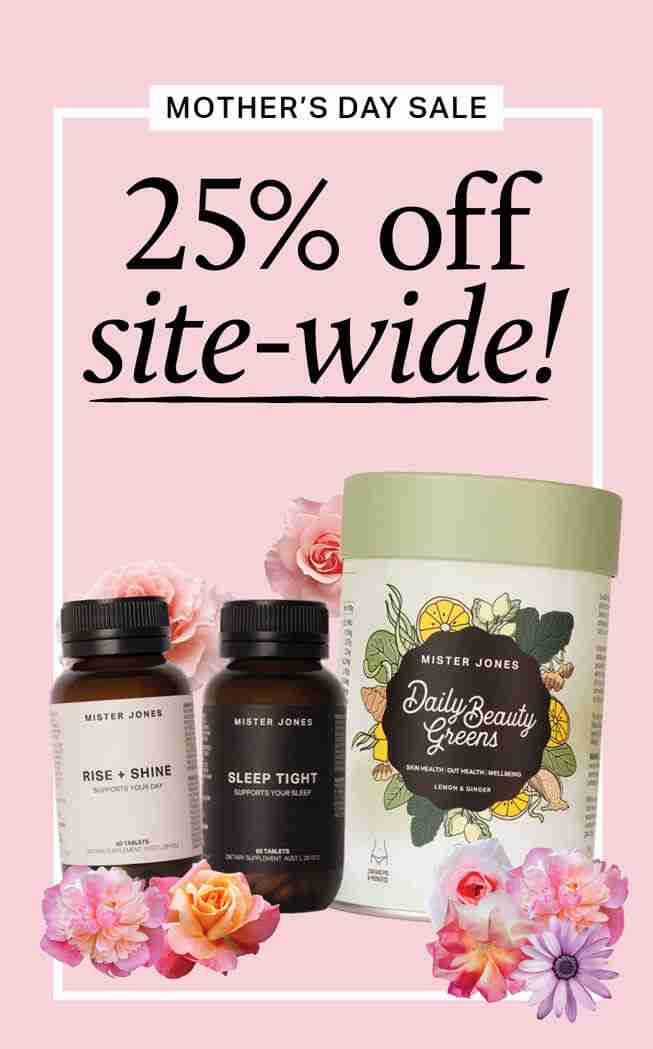 Mother's Day Sale - 25% off site-wide. Bonus: Subscribe and save 25% off your first four months!