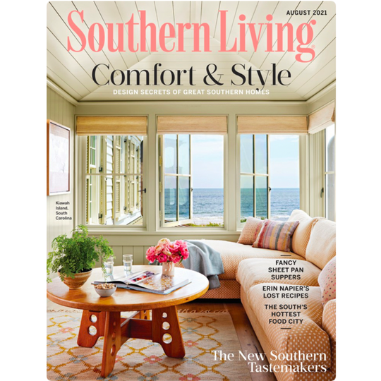 Southern Living Magazine | Caire Beauty