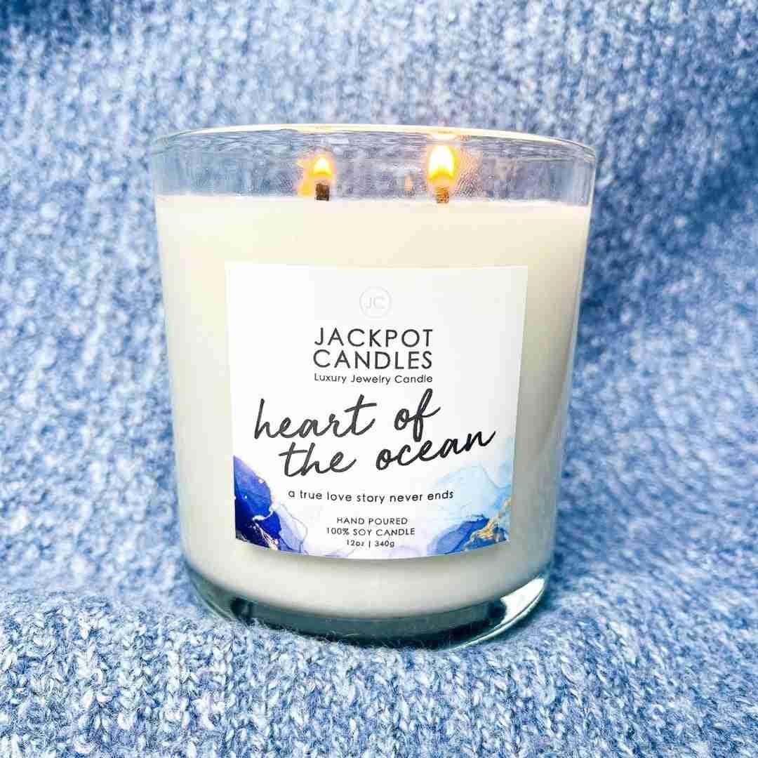 ocean breeze candle