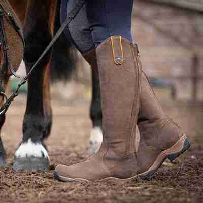 Long Riding Boots Montana