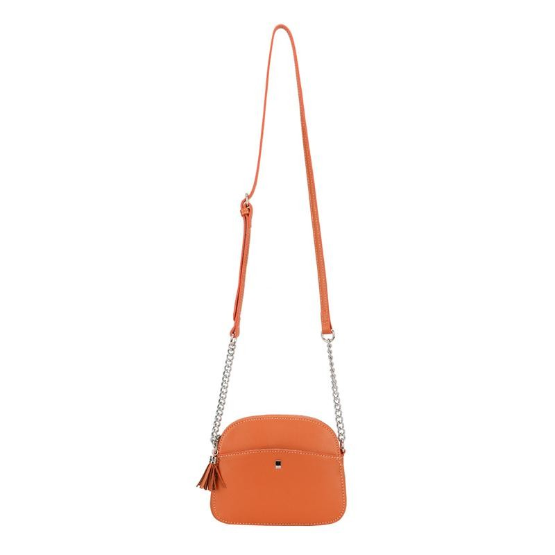 Pillo Pocket Crossbody Bag Orange