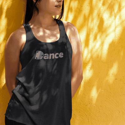 Tap Dance Racerback Tank