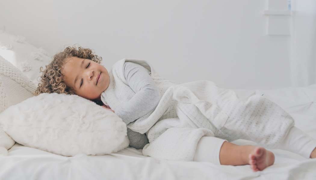 How to fix a sleep schedule when baby is sick