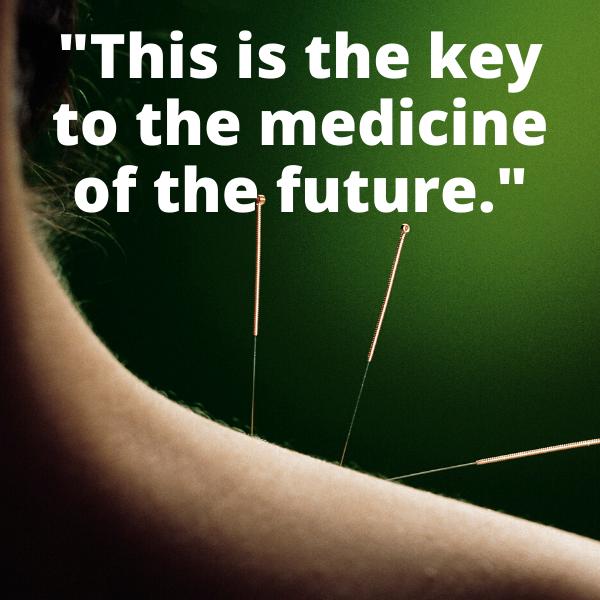 key to medicine in the future