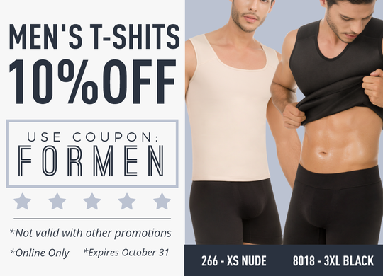 Men's t-shirts best deals with promo code, offer online only