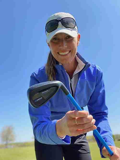Golf Lag Swing Trainer