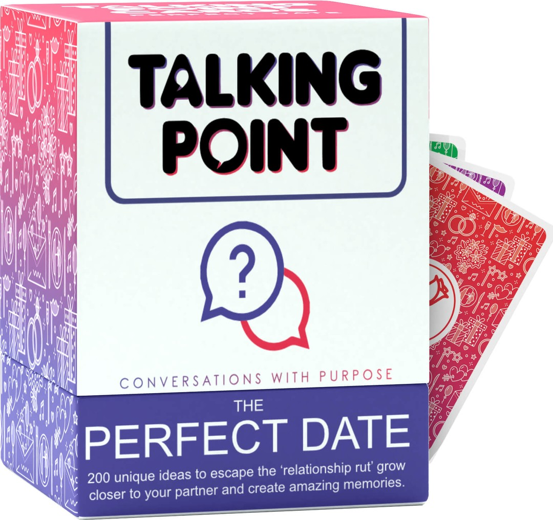 PERFECT DATE Edition Conversation Starter Cards
