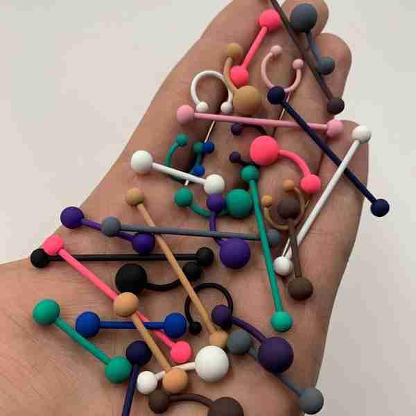 Matte Jewelry
