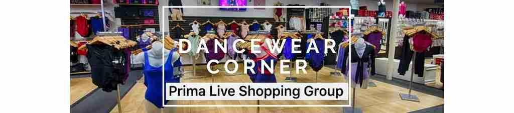 Dancewear Corner Prima Live Shopping Facebook Group
