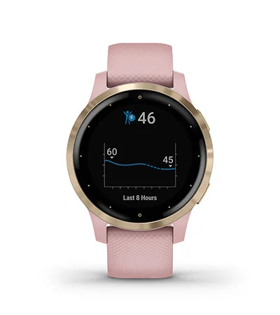 Garmin Vivoactive Smartwatch Body Battery