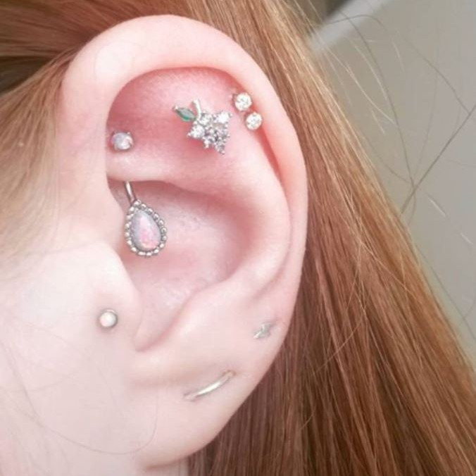 Plugs, Tragus, and Nose Rings