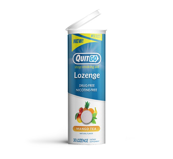 Products QuitGo® - Nicotine-Free Lozenge