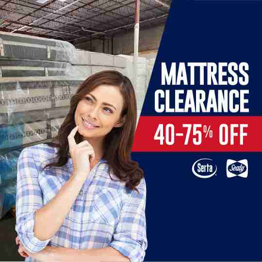 Sleep First Clearance Sale