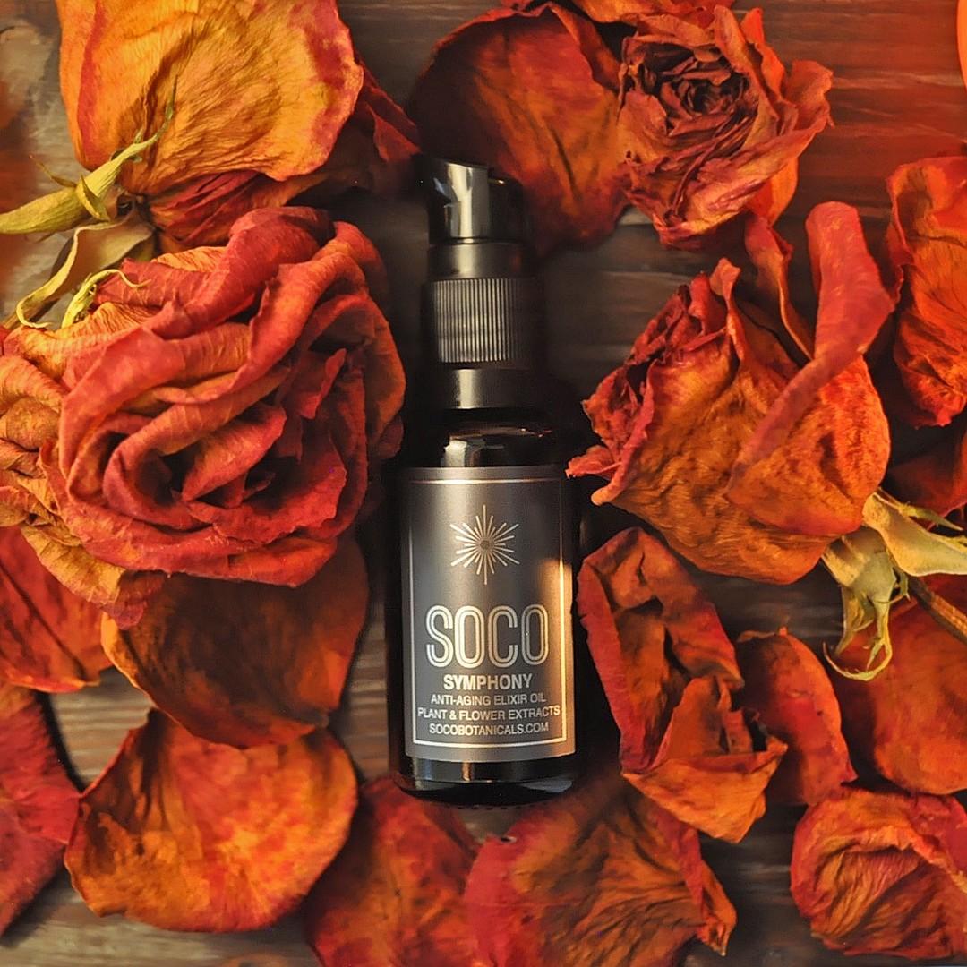SOCO Symphony Anti Aging Elixir Oil